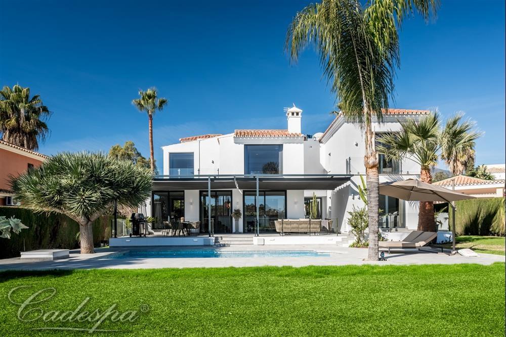 Недвижимость в испании гольф