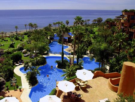 Отель аквария в солнечном берегу болгарии