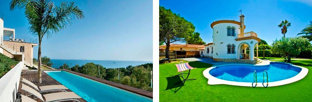 Купить виллу на берегу моря цена дома в греции