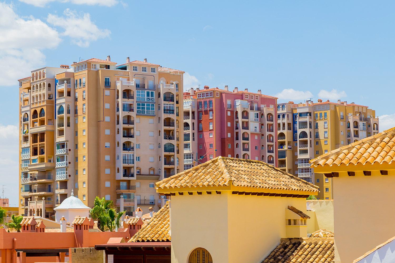 Недвижимость в торревьехе испания