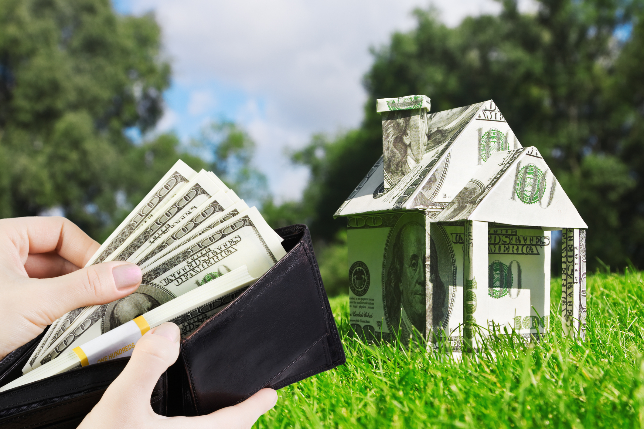 денежный дом