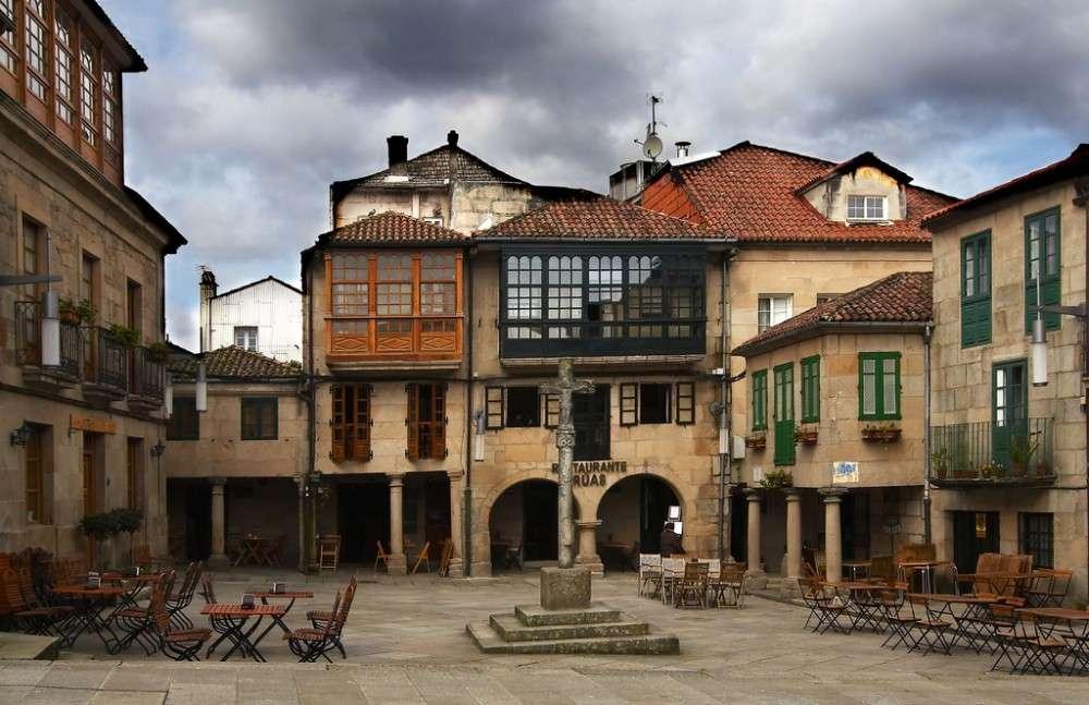 Виго недвижимость испания